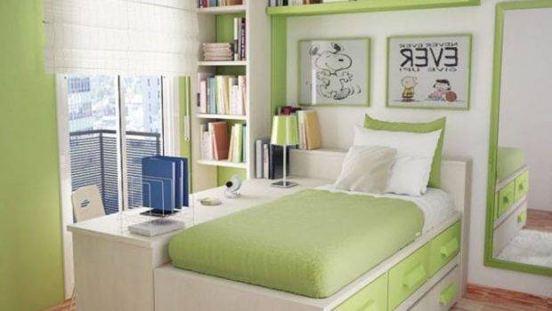Decorating Small Bedroom Budget Makeover Ideas