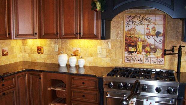 Decorating Tuscan Style Kitchens Room Ideas Home