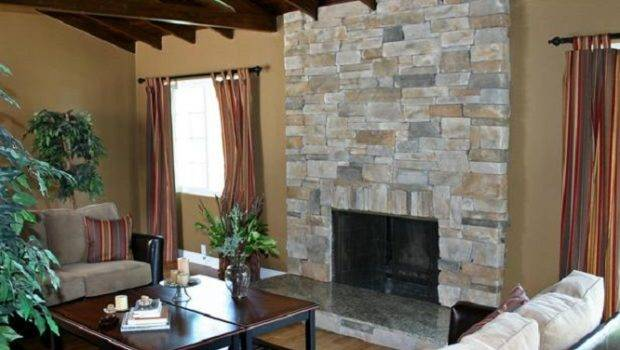 Decorating Your Fireplace Mantel Stone Design Ideas Home