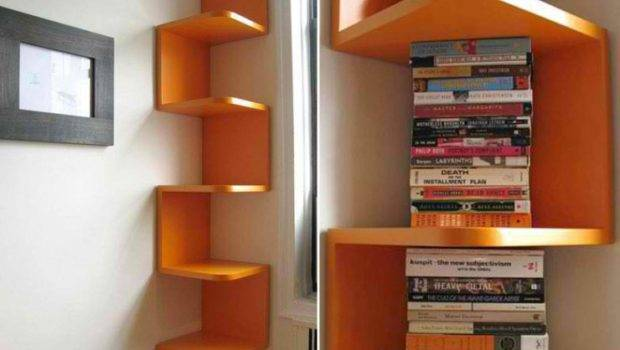 Decorating Your Home Check Out These Amazing Corner Shelf Designs