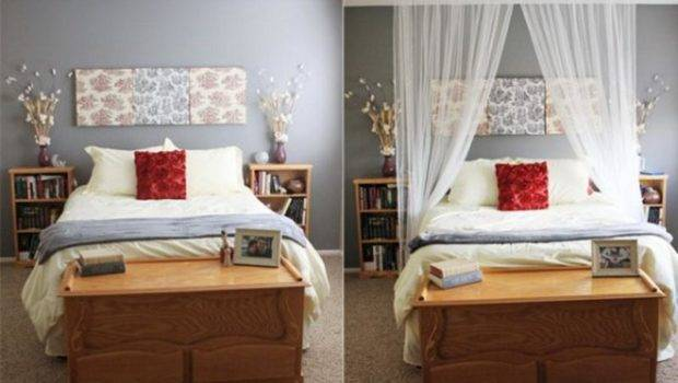 Decoration Diy Canopy Bed Bedroom Beds Girls