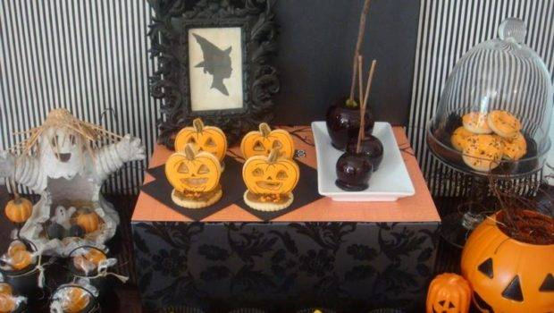 Decoration Good Halloween Decorations Ideas Cake