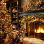 Decoration Old Fashioned Christmas Decorating Ideas Decor
