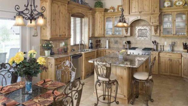Decoration Rustic Italian Decorating Ideas