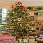 Decoration Top Green Christmas Tree Decorations