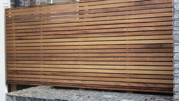 Decoration Wall Ideas Come Wooden Fence Privacy