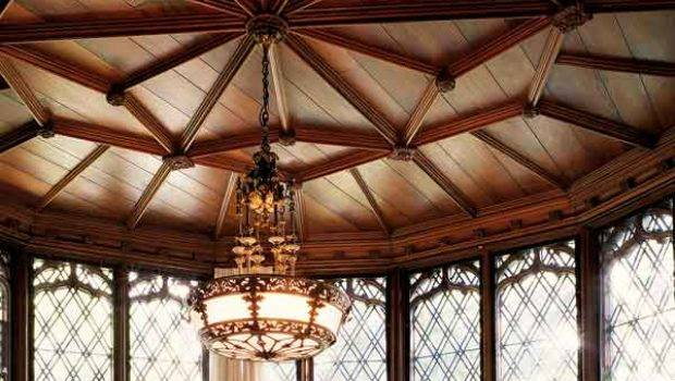 Decorative Ceilings Inspire Old House