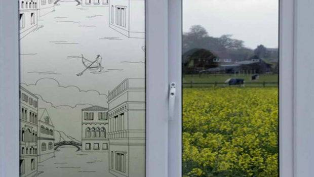 Decorative Frosted Window Film Ideas