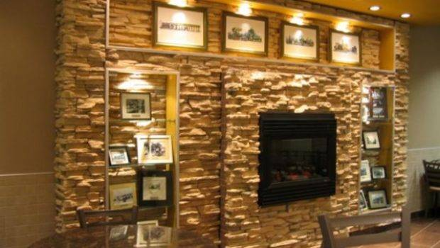 Decorative Stone Wall Awesome Ideas