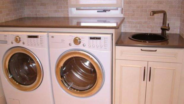 Dedicated Laundry Room Incorporate Washer Dryer Into Any