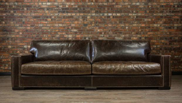 Deep Leather Sofas Seated Sofa Radiovannes