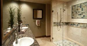 Denver Bathroom Remodel Design Flooring