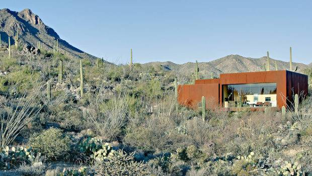 Desert Nomad House Photos Day Wsj