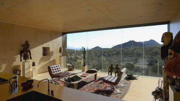 Desert Nomad House Tucson Arizona Rick Joy Ideas Architects