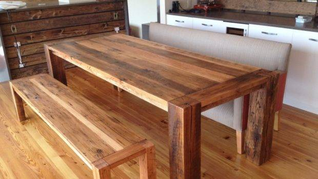 Design Amazing Reclaimed Wood Dining Table Barn
