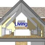 Design Attic Roof Home Dormers Using Sketchup Quick Overview