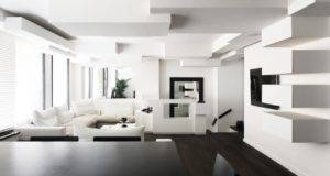 Design Black White Home Interior