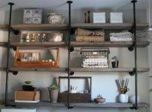 Design Diy Industrial Rustic Shelf