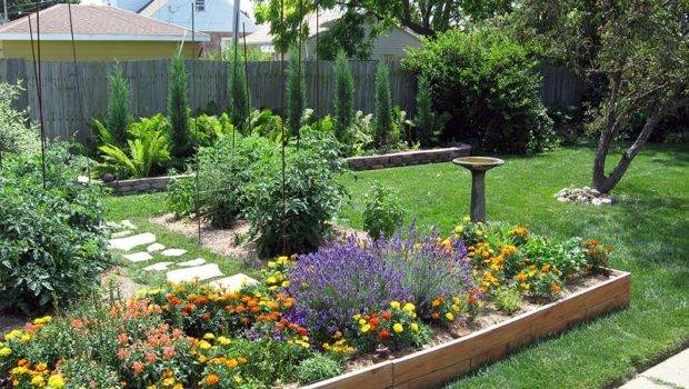 Design Idea Landscaped Backyards Front Yard Landscaping