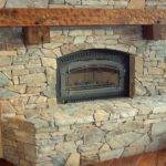 Design Ideas Concept Build Country Stacked Dry Stone Fireplace