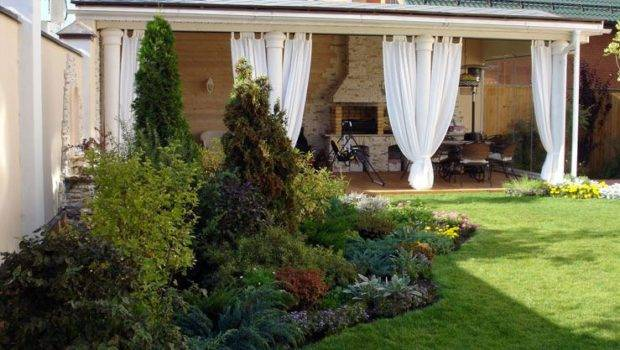 Design Ideas Small Backyard Landscaping Landscape