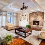 Design Ideas Stone Fireplace Paint Decorating