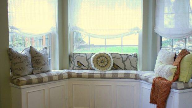 Design Ideas Window Treatments Bay Windows Modern