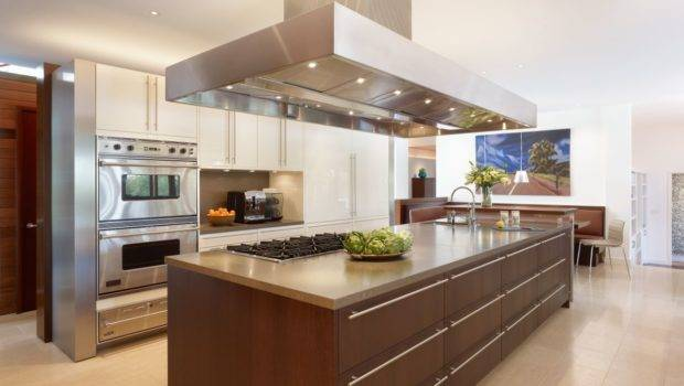 Design Junky Modern Contemporary Kitchen Island Designs Pics