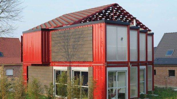 Design Junky Modern Home Built Used Shipping Containers