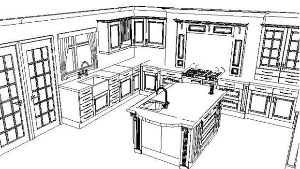 Design Kitchen Layout Designers Designing Layouts