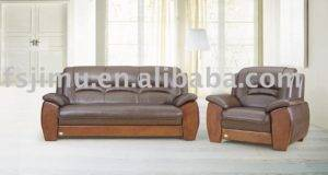 Design Office Furniture Modern Style Wooden Sofa Setview