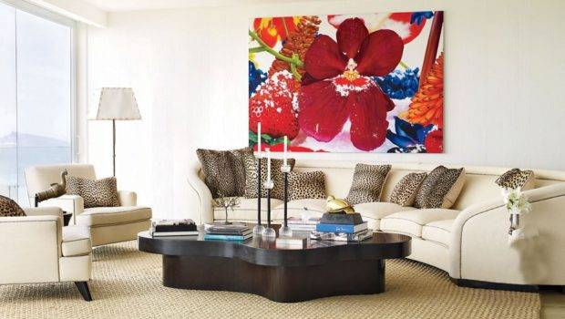 Design Oustanding Living Room Designs Large Artwork Pieces