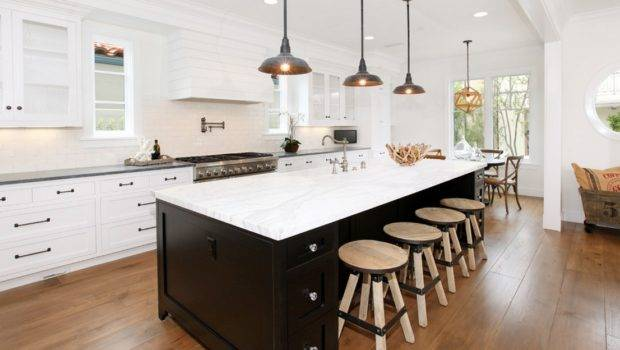 Design Plus Modern Kitchen Light Fixture Also Hardwood Floor Idea