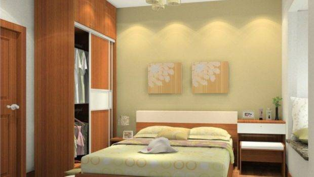 Design Simple Bedroom Interior Boys