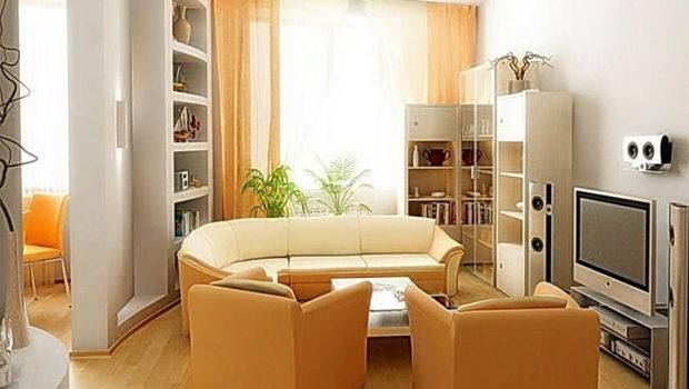 Design Small Space Living Room Classic Ideas