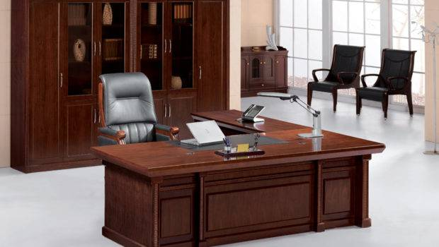 Design Wood Office Table China Furniture