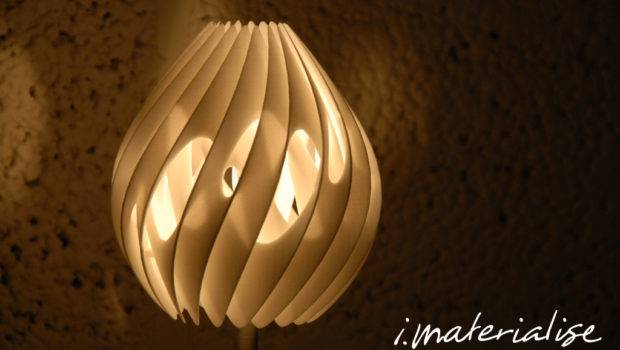 Design Your Own Printed Table Lamp