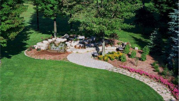 Designing Gardens Ideas Landscaping Backyard