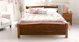 Designs Beautiful Simple Wood Bed Frame Rustic