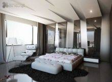 Designs Bedroom Interior Exotic House