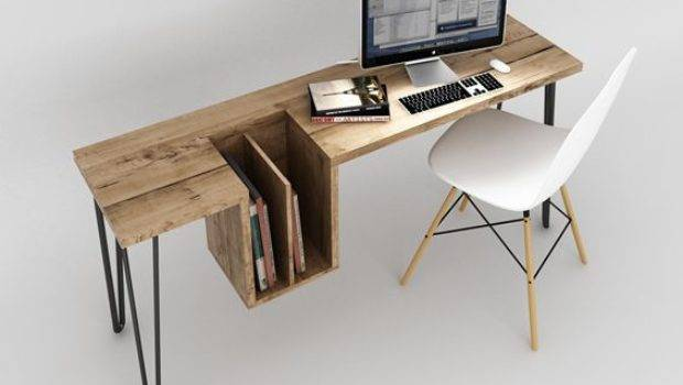 Desk Design Best Modern Ideas Pinterest