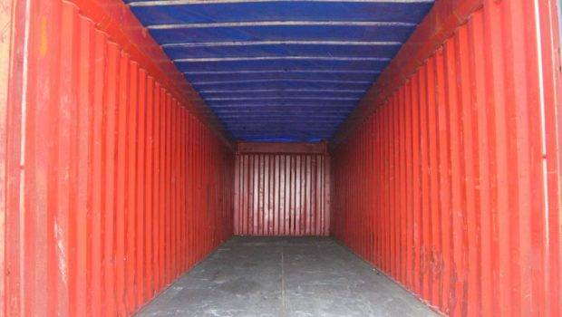 Detail Shipping Container Inside Official Psds