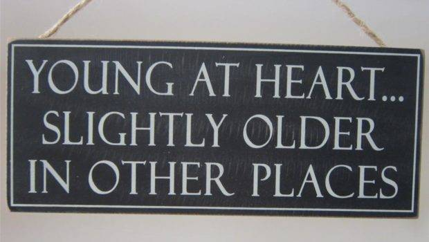 Details Funny Signs Wooden Sign Red Black White Home Decor Gift