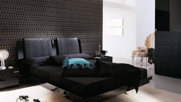 Diamond Bedroom Black Lacquer Home Furniture