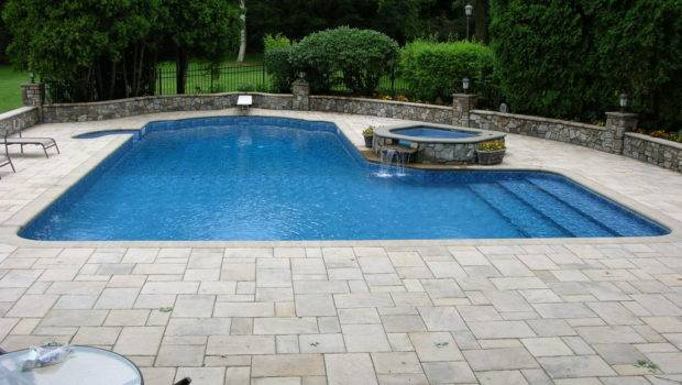 Different Stunning Pool Shapes Designs Shaped