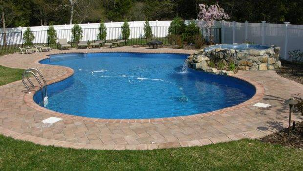 Different Stunning Pool Shapes Designs