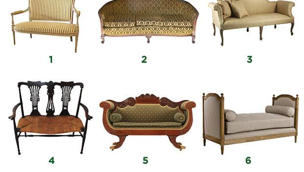 Different Styles Sofas Types Settees Guide