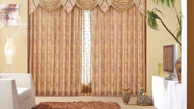 Different Window Curtains