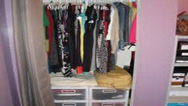Digital Imagery Above Other Parts Organize Small Closet
