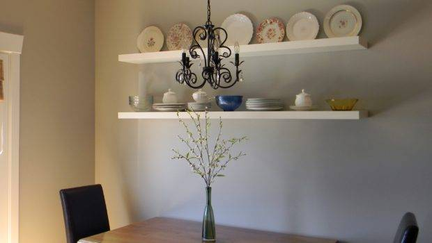 Dining Area Wall Complete Organize Decorate Everything